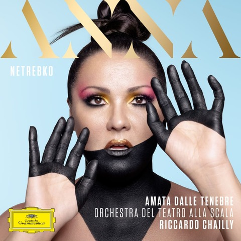Amata Dalle Tenebre (CD) by Anna Netrebko - CD - shop now at Deutsche Grammophon store