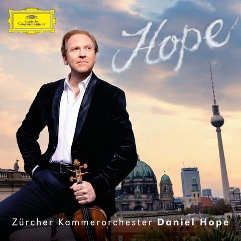 Hope by Daniel Hope - CD - shop now at Deutsche Grammophon store