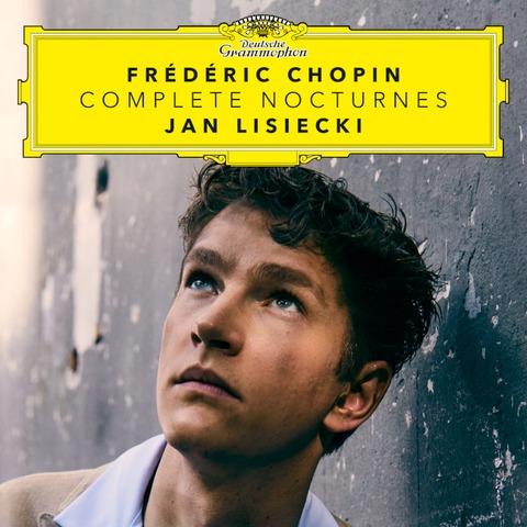 Chopin: Complete Nocturnes by Jan Lisiecki - 2CD - shop now at Deutsche Grammophon store