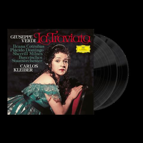 Verdi: La Traviata by Carlos Kleiber - 2LP - shop now at Deutsche Grammophon store