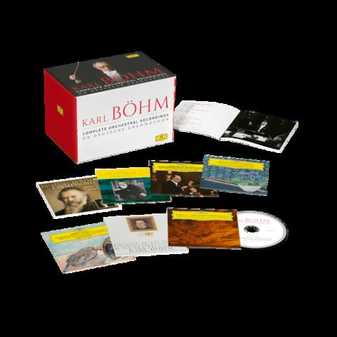 Complete Orchestral Recordings On Deutsche Grammophon by Karl Böhm - Box set - shop now at Deutsche Grammophon store