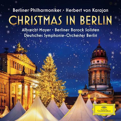 Christmas In Berlin by Berliner Philharmoniker / Karajan / Mayer + viele andere - CD - shop now at Deutsche Grammophon store