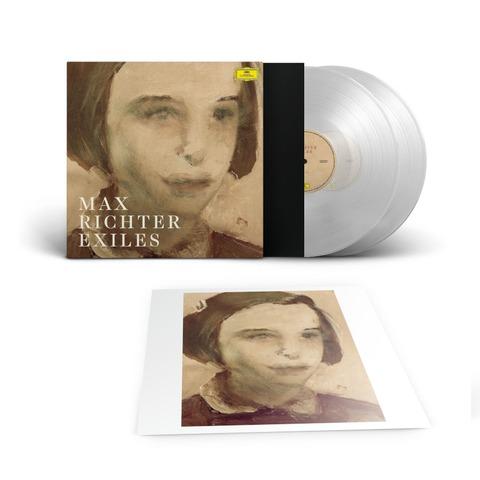 √Exiles (Ltd Clear 2LP + Signed Artprint) von Max Richter - LP bundle jetzt im Deutsche Grammophon Shop