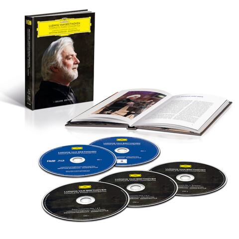 Beethoven: Complete Piano Concertos (Deluxe Edition) by Krystian Zimerman - Box set - shop now at Deutsche Grammophon store