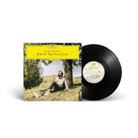 Bach: The Art Of Life - Encore Edition by Daniil Trifonov - 10inch LP - shop now at Deutsche Grammophon store