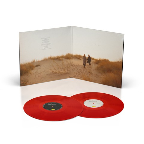 Inner Symphonies by Hania Rani, Dobrawa Czocher - Exclusive Limited First Edition Red Vinyl 2LP - shop now at Deutsche Grammophon store