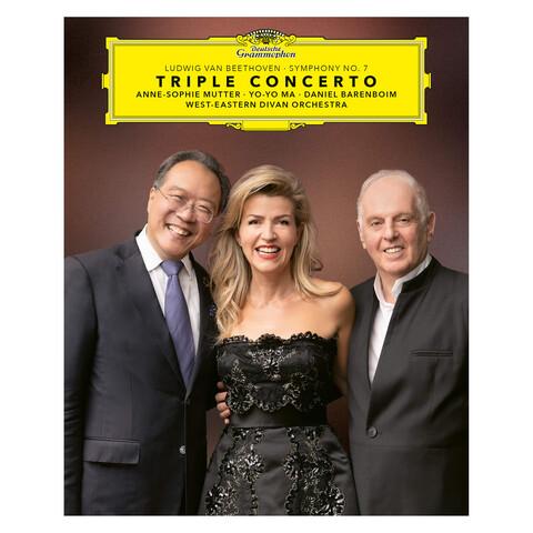 Beethoven: Triple Concerto & Symphony No. 7 von Anne-Sophie Mutter, Yo-Yo Ma, Daniel Barenboim - BluRay jetzt im Deutsche Grammophon Shop