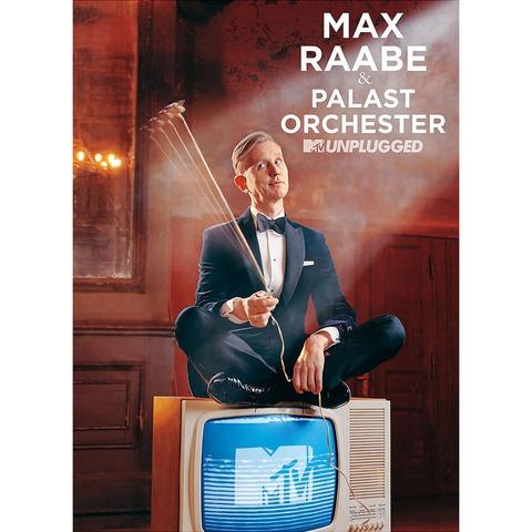 √Max Raabe - MTV Unplugged (DVD + Bluray) von Max Raabe & Palastorchester - DVD jetzt im Deutsche Grammophon Shop
