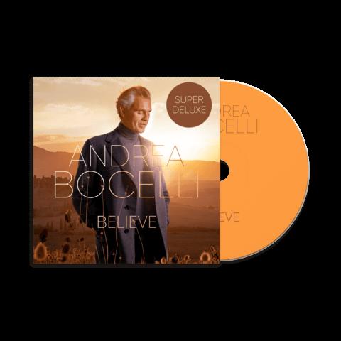 √Believe (Exclusive Deluxe CD) von Andrea Bocelli - CD jetzt im Deutsche Grammophon Shop