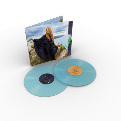 Ocean To Ocean by Tori Amos - Ltd. Colored 2LP - shop now at Deutsche Grammophon store