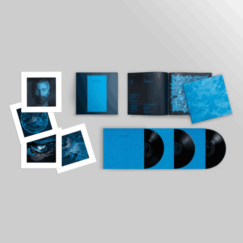Some Kind Of Peace by Olafur Arnalds - Ltd. 3LP Boxset - shop now at Deutsche Grammophon store