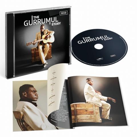 The Gurrumul Story by Gurrumul - CD - shop now at Deutsche Grammophon store