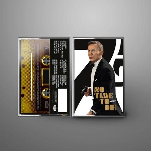 Bond 007: No Time To Die (Excl. Ltd. Cassette) by Hans Zimmer - MC - shop now at Deutsche Grammophon store