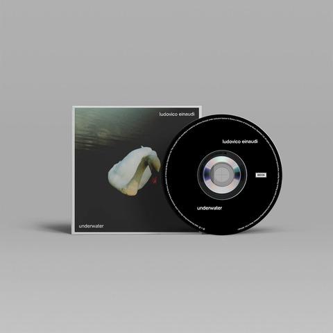 Underwater by Ludovico Einaudi - CD Digisleeve - shop now at Deutsche Grammophon store