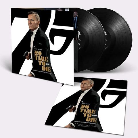 Bond 007: No Time To Die (2LP) by Hans Zimmer - 2LP - shop now at Deutsche Grammophon store