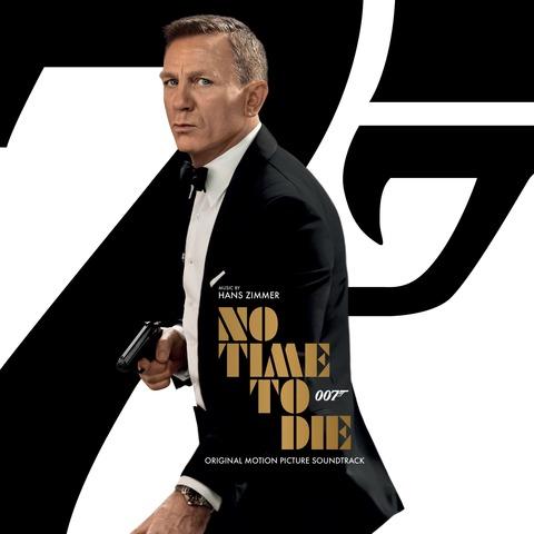 Bond 007: No Time To Die (CD) by Hans Zimmer - CD - shop now at Deutsche Grammophon store