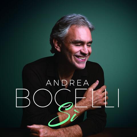 Si by Andrea Bocelli - lp - shop now at Deutsche Grammophon store