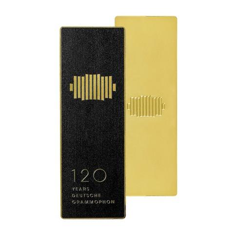 √120 Jahre DG von Deutsche Grammophon - Bookmark jetzt im Deutsche Grammophon Shop