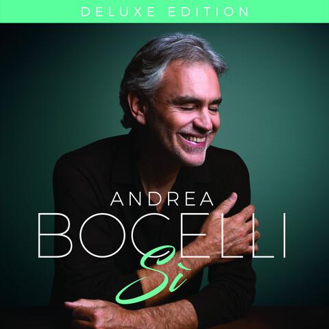 √Si (Deluxe Edition) von Andrea Bocelli - CD jetzt im Deutsche Grammophon Shop