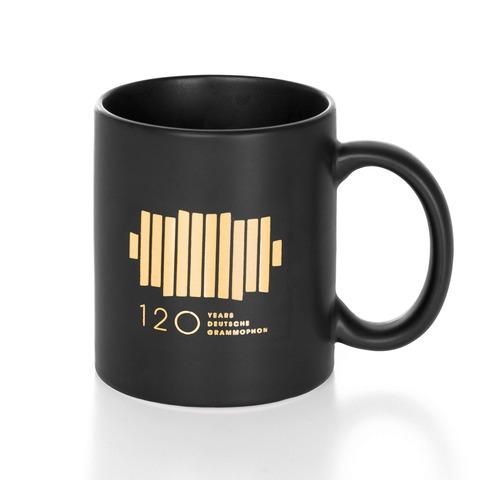 120 Jahre Jubiläum von Deutsche Grammophon - Tasse jetzt im Deutsche Grammophon Shop