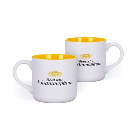 √Klassik Logo von Deutsche Grammophon - mug jetzt im Deutsche Grammophon Shop